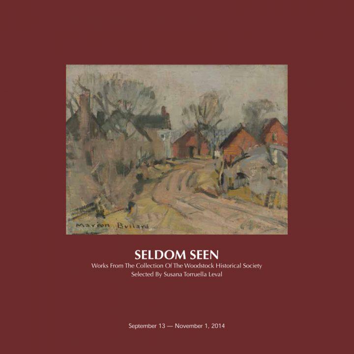 WSA Seldom Seen Exhibition Catalog