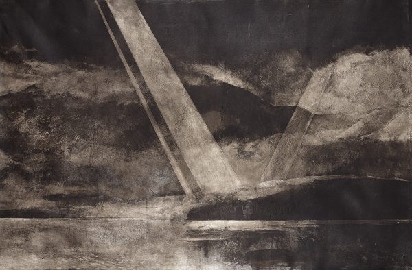 Kate McGloughlin-Sunburst-31 x 47-Silk Aquatint-Unframed